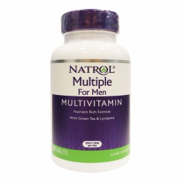 Купить Natrol Multiple For Men (Multivitamin), 90 таблеток фото