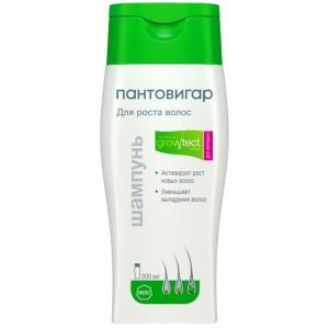 Шампунь против выпадения волос Пантовигар для мужчин