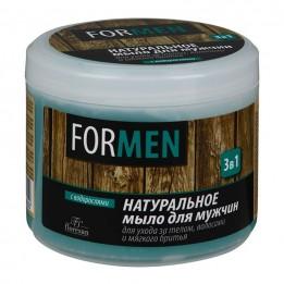Купить Floresan, натуральное мыло для мужчин фото