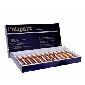 POLIPANT COMPLEX с плацентарными и растительными экстрактами, растительными протеинами против выпадения