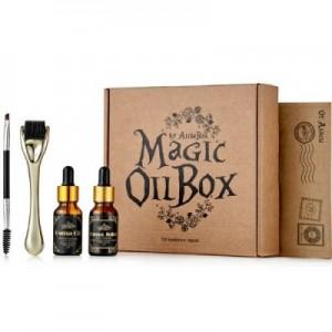 """Комплекс для восстановления роста волос, бровей и ресниц """"Magic Oil Box"""