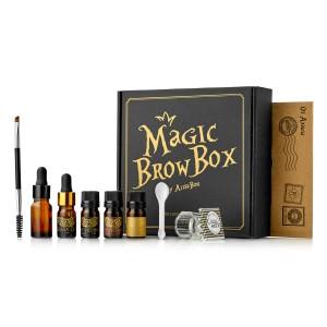 """Набор хны для окрашивания бровей """"Magic Brow Box"""""""