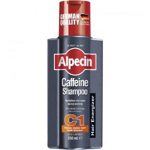 Альпецин шампунь с кофеином C1 стимулирующий рост волос