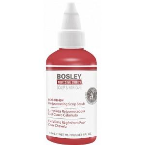 Обновляющий скраб Bosley для кожи головы / Bosley Rejuvenating Scalp Scrub, 118 мл