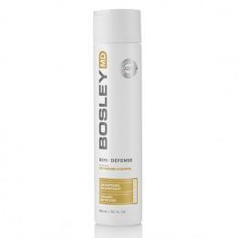 Купить Шампунь для предотвращения истончения и выпадения волос Bosley, 300 мл фото