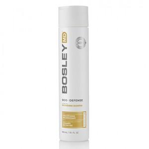 Шампунь для предотвращения истончения и выпадения волос Bosley, 300 мл