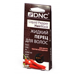 Жидкий перец для волос DNC, 3х15 мл