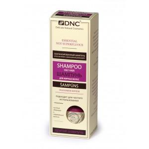 Шампунь для жирных волос без SLS DNC, 350 мл