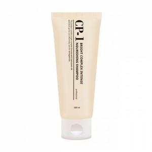 Протеиновый шампунь Esthetic House CP-1 Bright Complex Intense Nourishing Shampoo для поврежденных волос, 100 мл