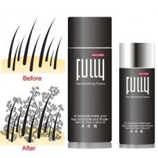 Купить Загуститель для волос Fully (темно-коричневый), 23 гр фото 2