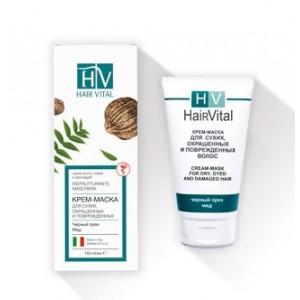 Крем маска для поврежденных волос Hair Vital