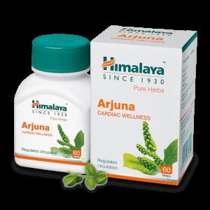Arjuna/Арджуна для сердечно-сосудистой системы Himalaya 60 таб