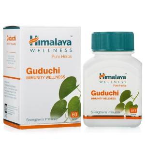 Guduchi/Гудучи для укрепления иммунитета Himalaya 60 таб