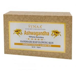 Мыло Ашвагандха ручной работы Synaa 100г