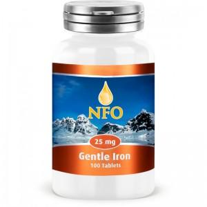 NFO Легкодоступное Железо, 100 таблеток