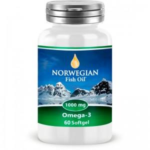 NFO Омега-3, 60 капсул