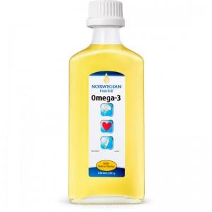NFO Омега-3 со вкусом лимона, 240 мл