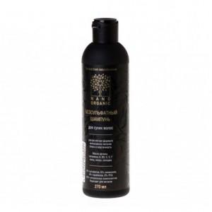 Бессульфатный шампунь для сухих волос Nano Organic, 270 мл
