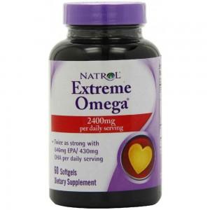 Natrol Omega Extreme 60 капсул