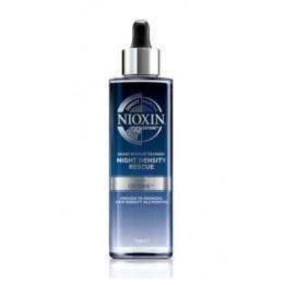 Купить Ночная сыворотка для увеличения густоты волос Nioxin 3D Интенсивный уход, 70 мл фото