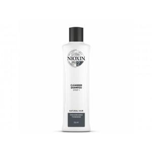 Очищающий шампунь Система 2 Nioxin для натуральных истонченных волос, 300 мл