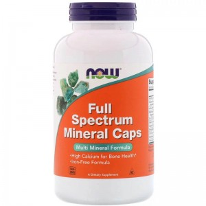 Now Foods FULL SPECTRUM MINERAL 120 капсул