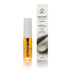 Бальзам Satura Rosta Eyelash (Средство для стимуляции роста ресниц и бровей)
