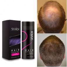 Купить Загуститель для волос Sevich (средне-коричневый), 25 гр фото 2