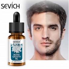 Купить Масло для возобновления роста волос на бороде Sevich, 20 мл фото 2
