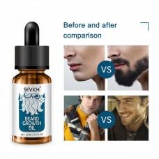 Купить Масло для возобновления роста волос на бороде Sevich, 20 мл фото 3