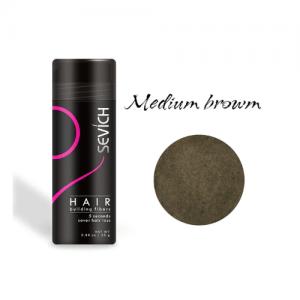 Загуститель для волос Sevich (средне-коричневый), 25 гр