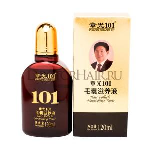 Лосьон питательный для волос Znangguang Fabao 101 Hair Follicle Nourishing Tonic, 120 мл