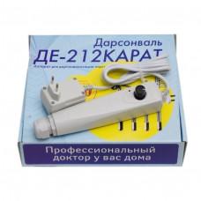 Купить Дарсонваль для волос КАРАТ ДЭ-212  (4 электрода) фото 1