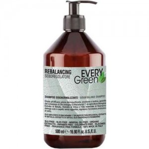 Балансирующий шампунь Rebalancing Shampoo Seboregolatore