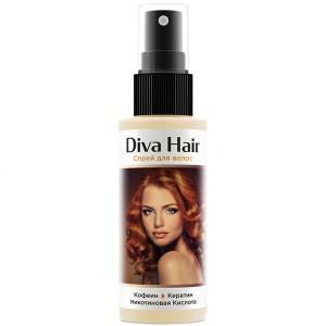 Спрей для волос Diva Hair 100 мл