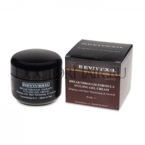 Фиксирующий крем-гель для волос Ревивексил Revivexil