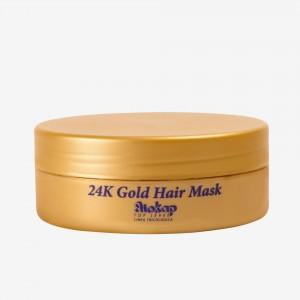 Маска для волос 24К GOLD Eliokap