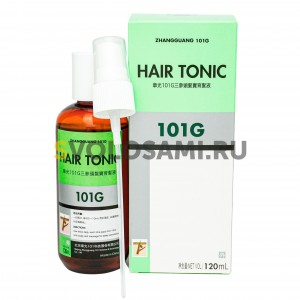 Лосьон Zhangguang 101 G Hair Tonic (export-packing) для волос, 120 мл