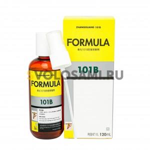 Лосьон  Zhangguang 101 B Formula (export-packing) для волос, 120 мл
