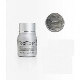 Купить TopFiber Финский кератиновый загуститель волос (пепельный для седых волос) фото
