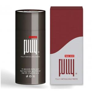 Загуститель для волос Fully (коричневый), 23 гр