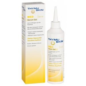 Гель – сыворотка Thymuskin Med против выпадения и роста новых волос