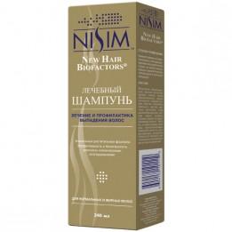 Купить Шампунь Nisim от выпадения волос (для нормальных и жирных волос) фото