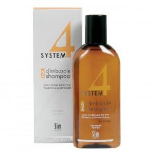 Система 4 шампунь № 2 для сухих волос