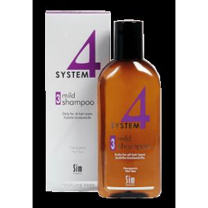 Система 4 шампунь № 3 для чувствительной кожи