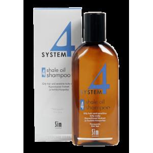 Система 4 шампунь № 4 для жирных волос