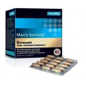 Мен'с формула, больше чем поливитамины, 30 капсул